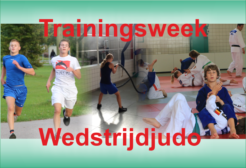 Judo Yushi Trainingsweek
