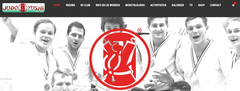 Judo Yushi officiële website
