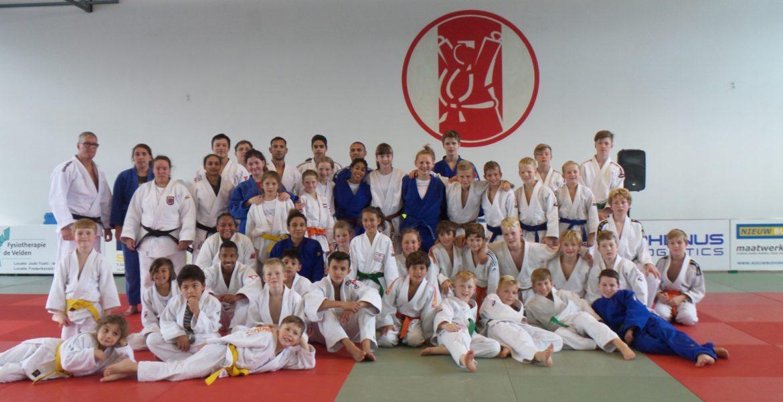 Differdange uit Luxemburg bij Judo Yushi