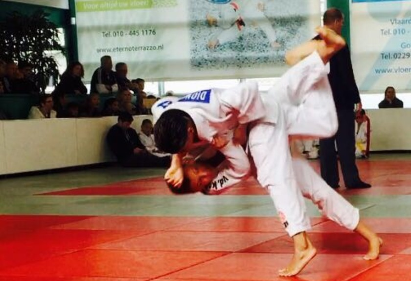 Judo Yushi organiseert een thuiswedstrijd in de WFJC jeugdteamcompetitie in Noord-Holland