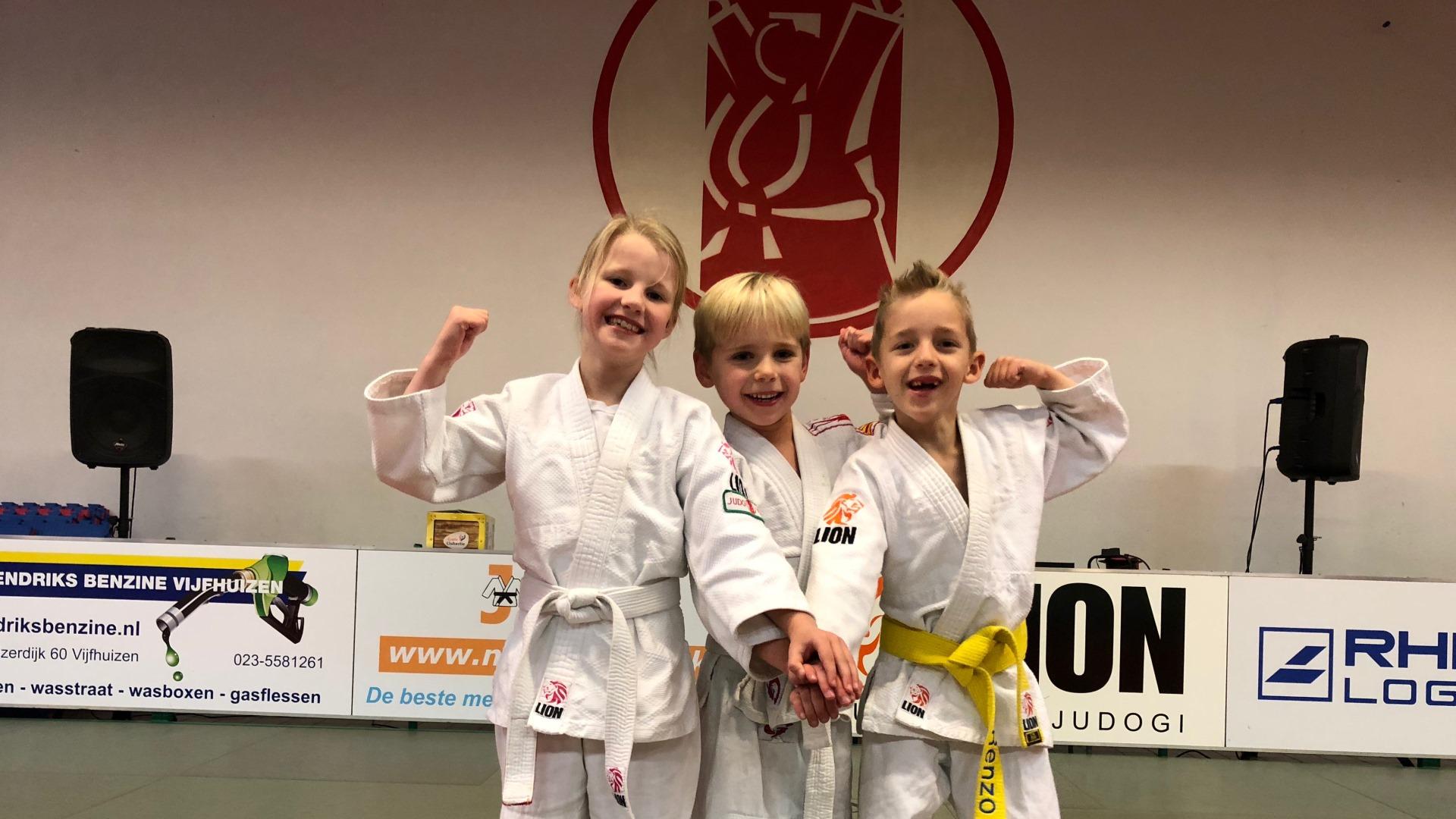 Judo Yushi Miniteams