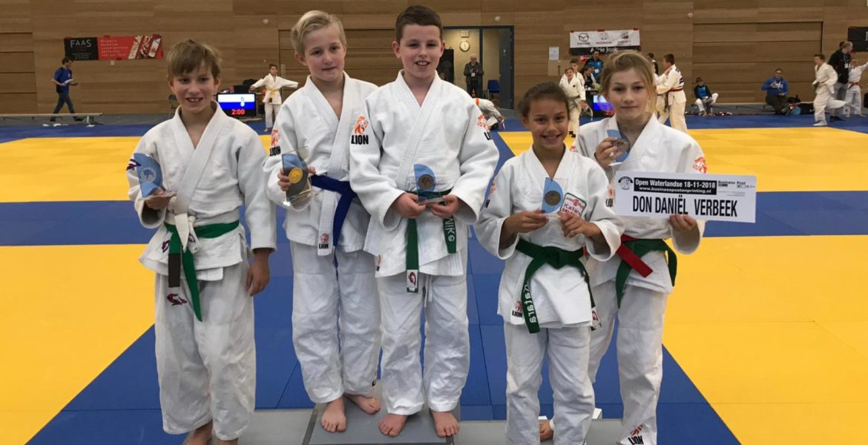Waterlandtoernooi 2018 Judo Yushi 3