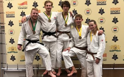 irjt 2018 Judo Yushi prijswinnaars
