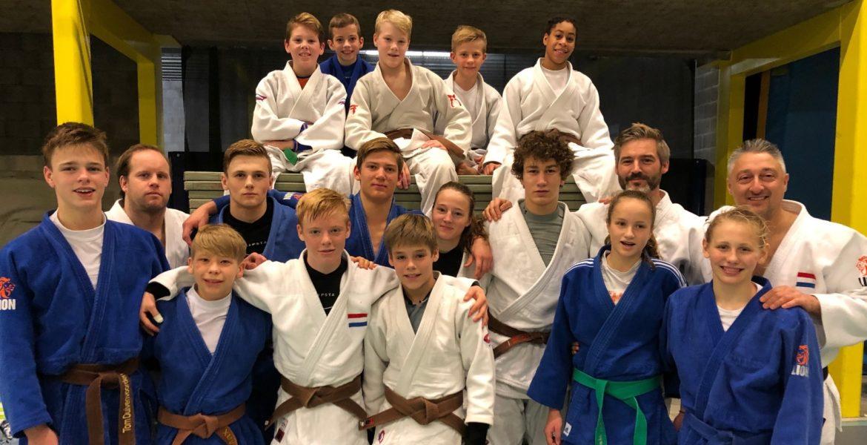 Judo Yushi - 2019 trainingsstage Koksijde