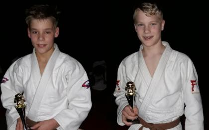 Judo Yushi - Hooglandtoernooi prijswinaars