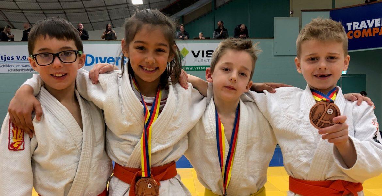 kampioenschap van Noord-Holland tot 10 jaar