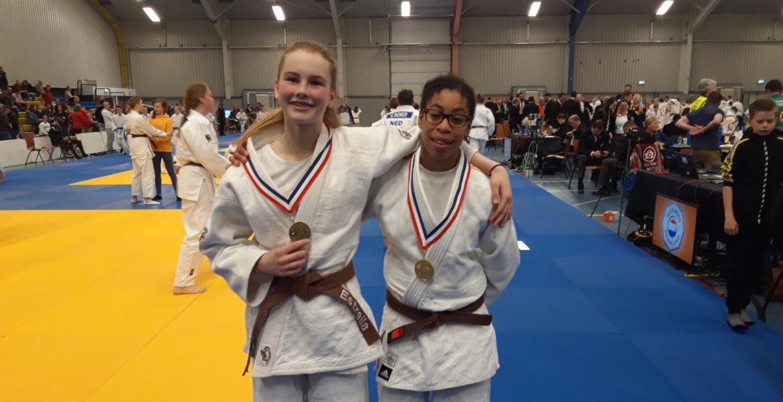 Judo Yushi NK Judo -15 Maira 1e Estrella 3e