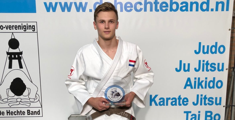 Judo Yushi - Houvast toernooi 2019 Emilio 1e