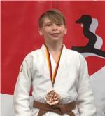 2019 Bremen Max Stikkelorum Judo Yushi / Cees Veen 3e