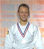 NK 2018 Ilse Buren Judo Yushi 2e senioren