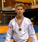 NK 2019 Loek van der Veld Judo Yushi 3e u21