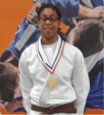 NK 2019 Maira Medema Judo Yushi 1e u15