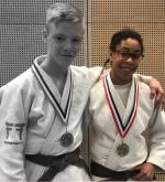 NK 2019 Maira Medema Judo Yushi 3e u18