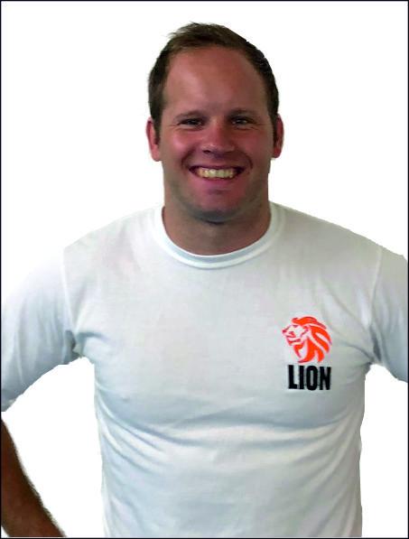 VennepFit trainer Clark van Veen