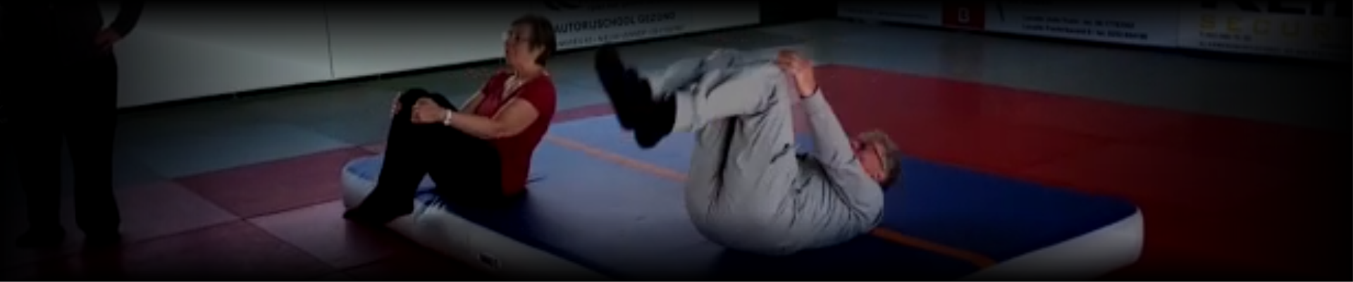 in balans in beweging bij Judo Yushi VennepFit