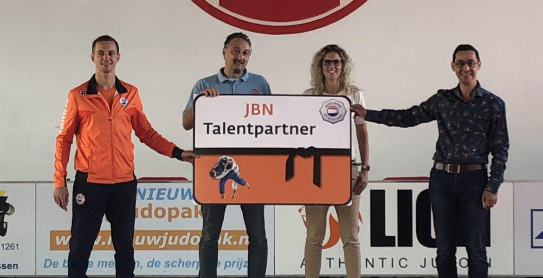Judo Yushi officieel Topsport Talentpartner Judo Bond Nederland